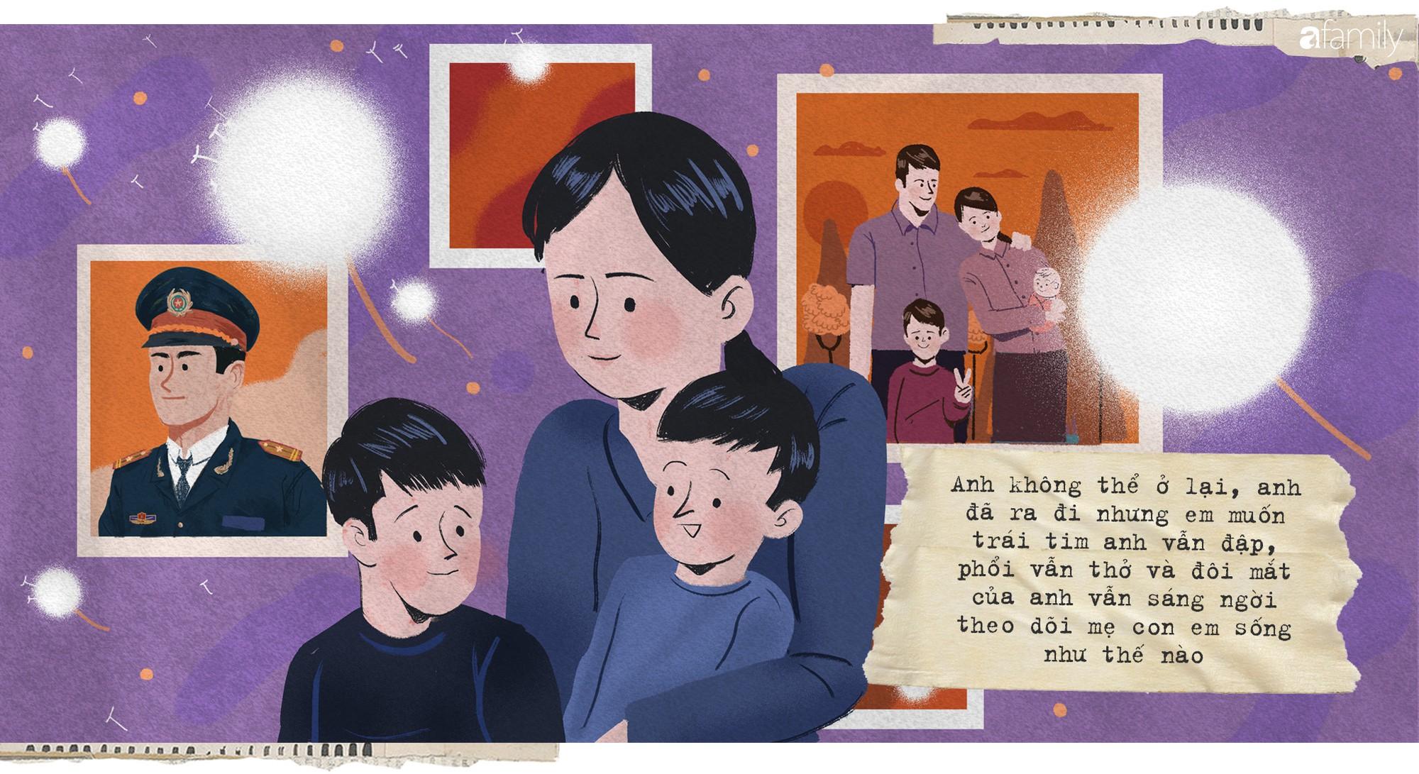 Vợ hiến tạng chồng, mẹ mang tạng con cứu 6 người: Khi cái chết hồi sinh sự sống khác - Ảnh 5.