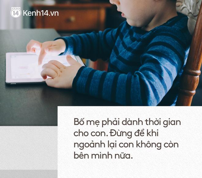 """Chia sẻ của một người mẹ về áp lực học đường: """"Bố mẹ phải dành thời gian cho con. Đừng để khi ngoảnh lại con không còn bên mình nữa"""" - Ảnh 4."""