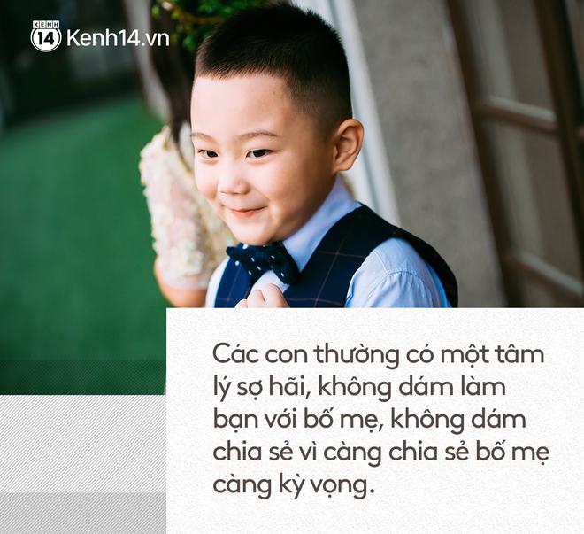 """Chia sẻ của một người mẹ về áp lực học đường: """"Bố mẹ phải dành thời gian cho con. Đừng để khi ngoảnh lại con không còn bên mình nữa"""" - Ảnh 6."""