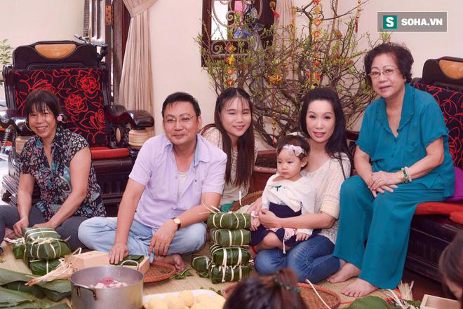 Trịnh Kim Chi: Chồng nói gì tôi nghe đó, bảo làm gì tôi làm đó, không bao giờ cãi lại - Ảnh 2.