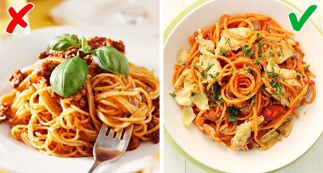 Không muốn bị tăng cân vù vù thì bạn nên thay thế những món khoái khẩu này bằng các thực phẩm lành mạnh hơn - Ảnh 2.