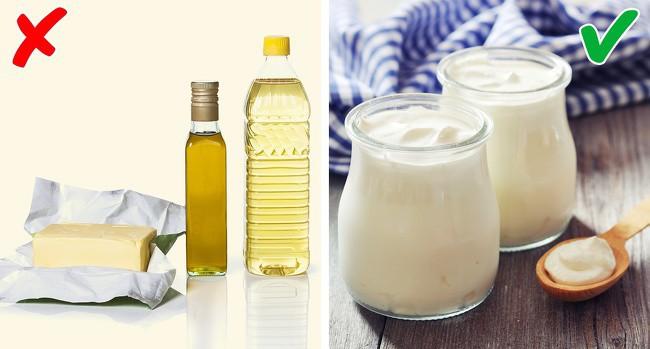 Không muốn bị tăng cân vù vù thì bạn nên thay thế những món khoái khẩu này bằng các thực phẩm lành mạnh hơn - Ảnh 4.