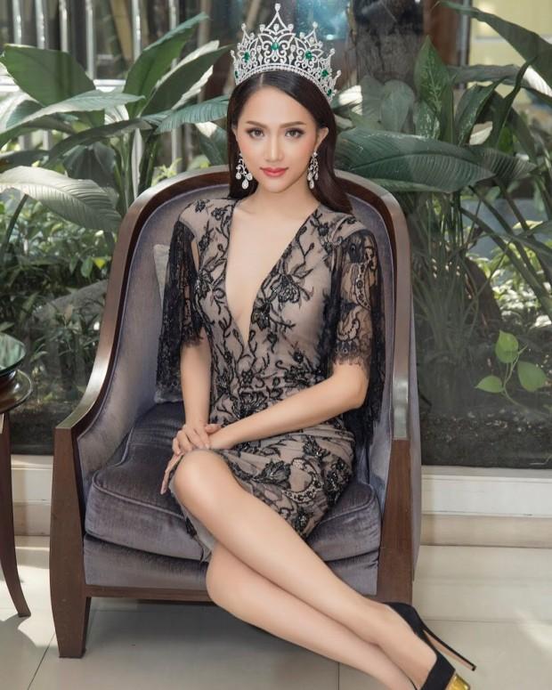 Hoa hậu Hương Giang: Lần đầu được mặc bikini, tôi như sống lại cuộc đời mới - Ảnh 5.