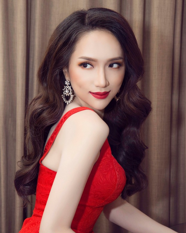 Hoa hậu Hương Giang: Lần đầu được mặc bikini, tôi như sống lại cuộc đời mới - Ảnh 6.