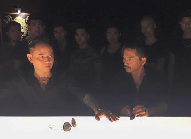 Hoàng Dũng, Trung Anh xuất hiện trong những cảnh quay đầu tiên của Người phán xử 2 - Ảnh 3.