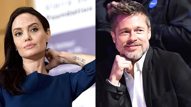 Angelina Jolie đã sụp đổ hoàn toàn sau khi biết tin Brad Pitt đang hẹn hò  - Ảnh 1.