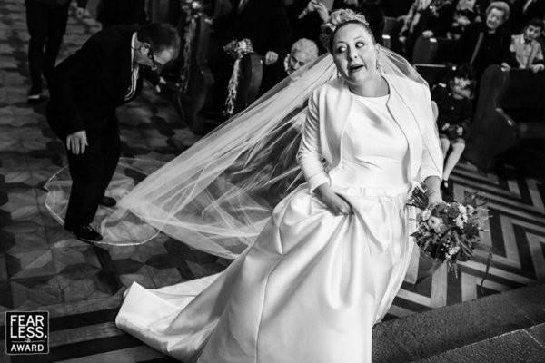30 bức ảnh cưới đầy cảm xúc khiến người ta chỉ muốn được lập tức nắm tay người mình yêu bước vào lễ đường - Ảnh 15.