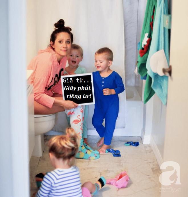 """Bộ ảnh """"giã từ dĩ vãng"""" hot rần rần của bà mẹ sau khi có con khiến hội bỉm sữa phải gật gù tâm đắc vì quá chuẩn - Ảnh 3."""