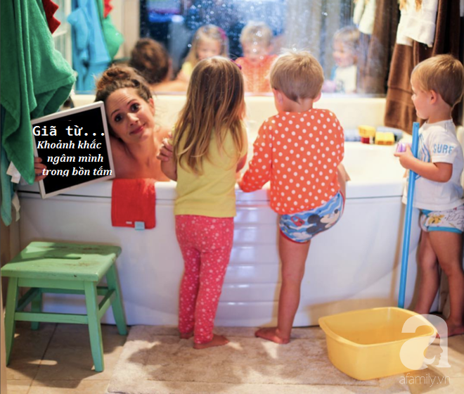 """Bộ ảnh """"giã từ dĩ vãng"""" hot rần rần của bà mẹ sau khi có con khiến hội bỉm sữa phải gật gù tâm đắc vì quá chuẩn - Ảnh 4."""