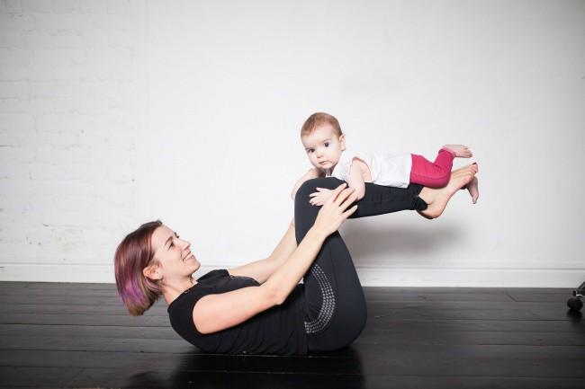 Bà mẹ 3 con chia sẻ bí quyết lấy lại vóc dáng cực nhanh và hiệu quả sau khi sinh - Ảnh 7.