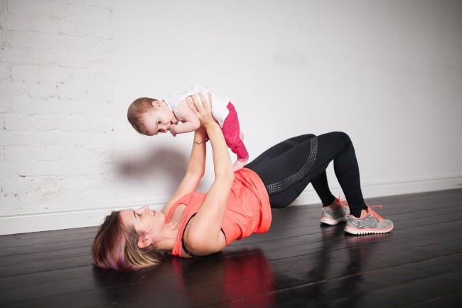 Bà mẹ 3 con chia sẻ bí quyết lấy lại vóc dáng cực nhanh và hiệu quả sau khi sinh - Ảnh 6.