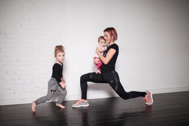 Bà mẹ 3 con chia sẻ bí quyết lấy lại vóc dáng cực nhanh và hiệu quả sau khi sinh - Ảnh 3.