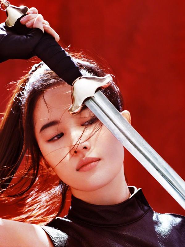 Xót xa trước cảnh Lưu Diệc Phi kiệt sức, gầy tong teo trên phim trường - Ảnh 10.