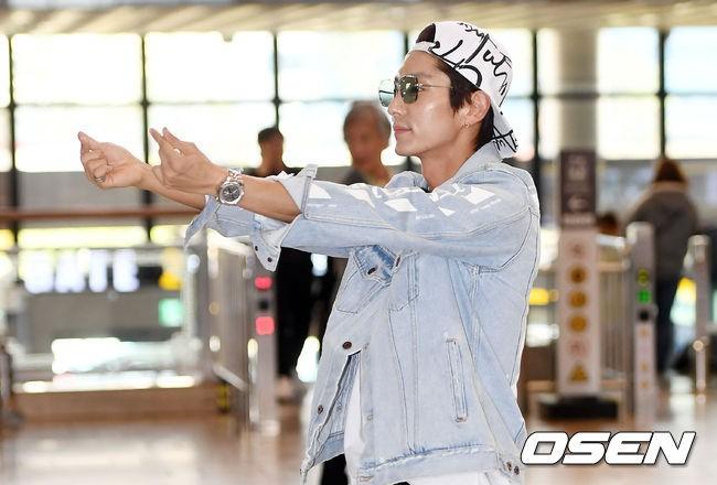 Khác một trời một vực với ảnh tạp chí, tài tử Lee Jun Ki gây hốt hoảng với cằm nhọn nhô ra như lưỡi cày - Ảnh 14.