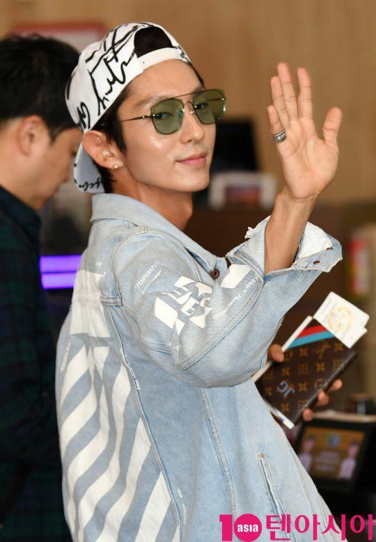 Khác một trời một vực với ảnh tạp chí, tài tử Lee Jun Ki gây hốt hoảng với cằm nhọn nhô ra như lưỡi cày - Ảnh 8.