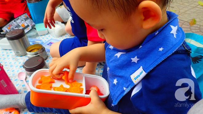 Thay vì ép con ăn, đây là 15 cách tự nhiên giúp trẻ ăn ngon miệng, hấp thụ tốt nhất - Ảnh 8.