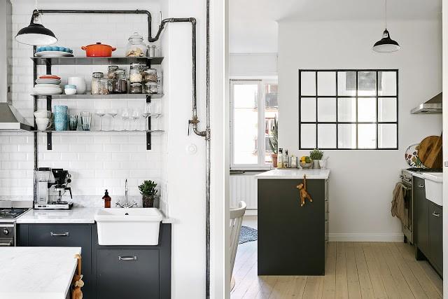 Khám phá cách cải tạo căn hộ tuy nhỏ nhưng lại đem lại vẻ thoải mái và tiện dụng cho cả gia đình - Ảnh 4.