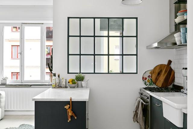 Khám phá cách cải tạo căn hộ tuy nhỏ nhưng lại đem lại vẻ thoải mái và tiện dụng cho cả gia đình - Ảnh 5.