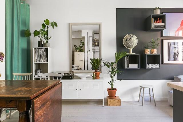 Khám phá cách cải tạo căn hộ tuy nhỏ nhưng lại đem lại vẻ thoải mái và tiện dụng cho cả gia đình - Ảnh 6.