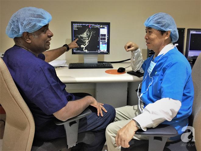 Bệnh viện ngoài công lập đầu tiên tại Sài Gòn ứng dụng DSA cứu người phụ nữ 4 năm mang khối u mạch máu não hiếm gặp - Ảnh 3.