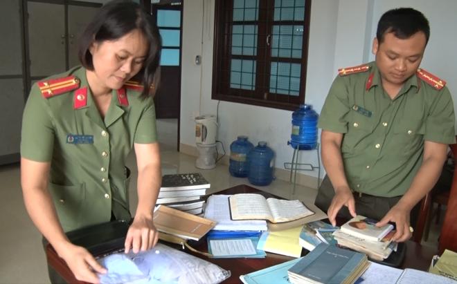 Ngăn chặn điểm sinh hoạt của Hội Thánh Đức Chúa Trời Mẹ ở Quảng Bình - Ảnh 1.
