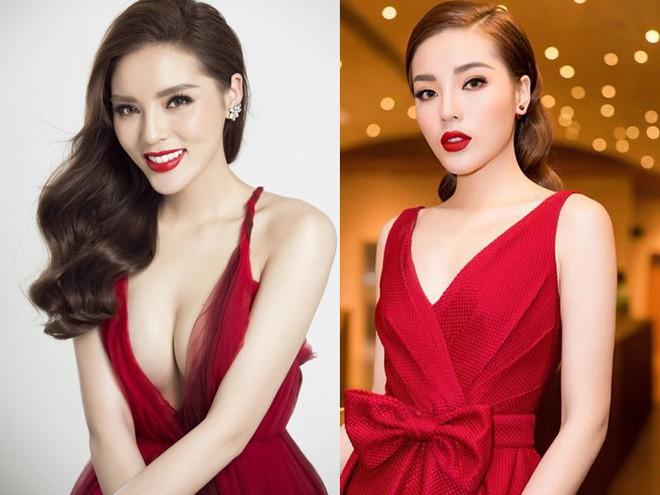 3 người đẹp sàn sàn tuổi nhau: Kỳ Duyên, Angela Phương Trinh và Nam Em: sau những nghi án thẩm mỹ liên tiếp, hiện giờ nhan sắc ra sao - Ảnh 8.