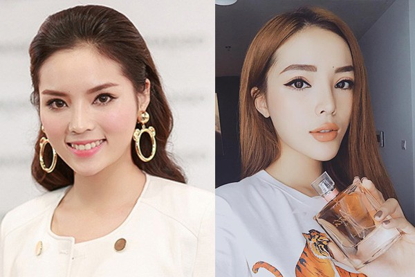 3 người đẹp sàn sàn tuổi nhau: Kỳ Duyên, Angela Phương Trinh và Nam Em: sau những nghi án thẩm mỹ liên tiếp, hiện giờ nhan sắc ra sao - Ảnh 1.