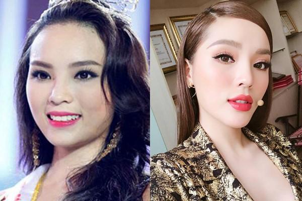 3 người đẹp sàn sàn tuổi nhau: Kỳ Duyên, Angela Phương Trinh và Nam Em: sau những nghi án thẩm mỹ liên tiếp, hiện giờ nhan sắc ra sao - Ảnh 2.