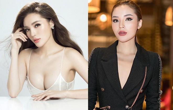 3 người đẹp sàn sàn tuổi nhau: Kỳ Duyên, Angela Phương Trinh và Nam Em: sau những nghi án thẩm mỹ liên tiếp, hiện giờ nhan sắc ra sao - Ảnh 9.