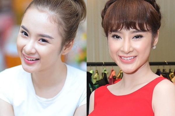 3 người đẹp sàn sàn tuổi nhau: Kỳ Duyên, Angela Phương Trinh và Nam Em: sau những nghi án thẩm mỹ liên tiếp, hiện giờ nhan sắc ra sao - Ảnh 13.