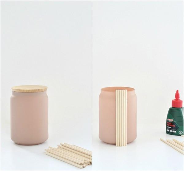 3 cách tái chế lọ thủy tinh đơn giản thành đồ dụng tiện ích cho ngôi nhà - Ảnh 5.