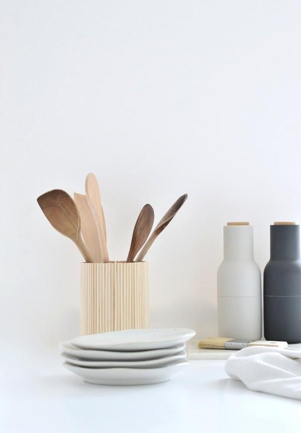 3 cách tái chế lọ thủy tinh đơn giản thành đồ dụng tiện ích cho ngôi nhà - Ảnh 6.