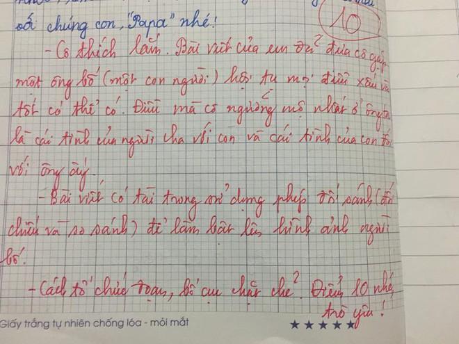 Chê bố không bằng phụ huynh nhà người ta: Bài văn của cô bé lớp 5 khiến người đọc cay mắt - Ảnh 4.