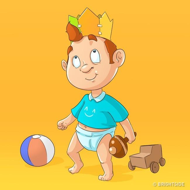 Chiến thuật dạy con theo từng độ tuổi để nuôi những em bé tự lập, chín chắn, biết kính trọng cha mẹ - Ảnh 1.