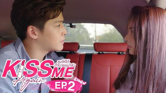 Kiss Me Again: Phim Thái gây bội thực ngay tập 1 vì dàn sao quá đông, quá đẹp - Ảnh 2.