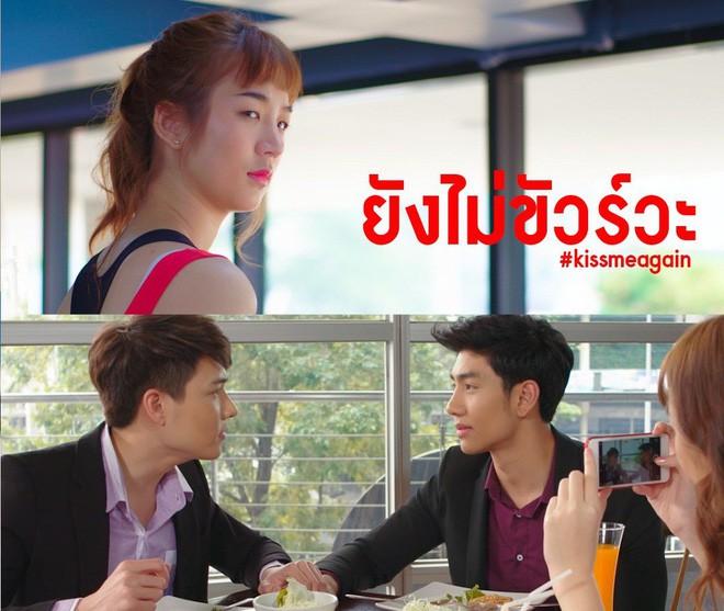 Kiss Me Again: Phim Thái gây bội thực ngay tập 1 vì dàn sao quá đông, quá đẹp - Ảnh 4.