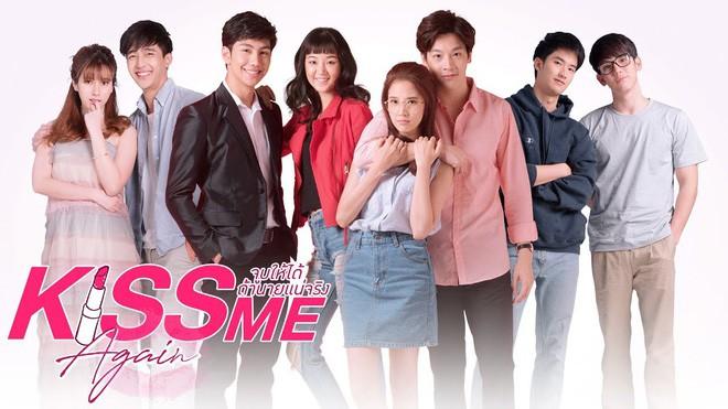Kiss Me Again: Phim Thái gây bội thực ngay tập 1 vì dàn sao quá đông, quá đẹp - Ảnh 8.