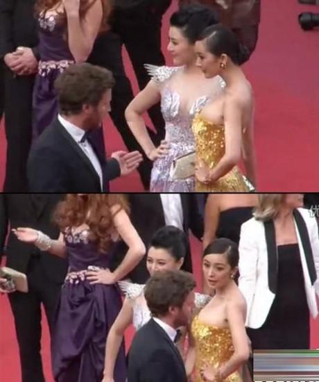 Những lần náo loạn thảm đỏ Cannes của sao Hoa ngữ: Từ mỹ nhân hạng A đến người đẹp vô danh chiêu trò đủ kiểu khiến truyền thông ngao ngán - Ảnh 9.