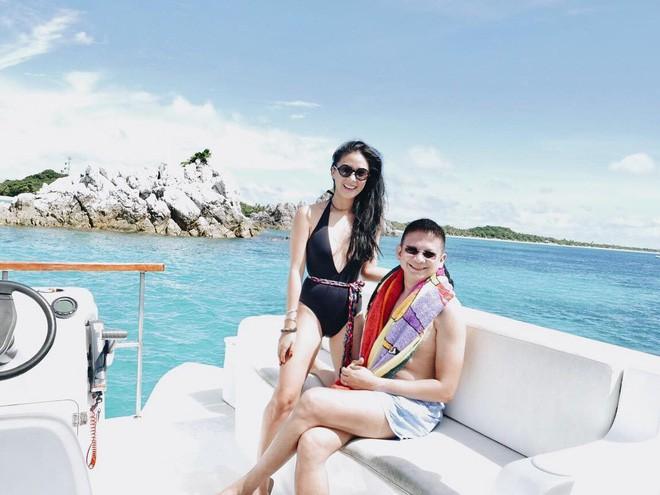 Vừa bị than lấy chồng 3 năm chưa có con, phu nhân nghị sĩ Phillipines, bạn của Tăng Thanh Hà liền khoe đang mang bầu - Ảnh 2.