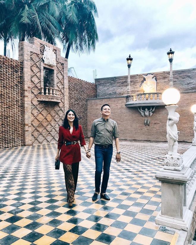Vừa bị than lấy chồng 3 năm chưa có con, phu nhân nghị sĩ Phillipines, bạn của Tăng Thanh Hà liền khoe đang mang bầu - Ảnh 8.