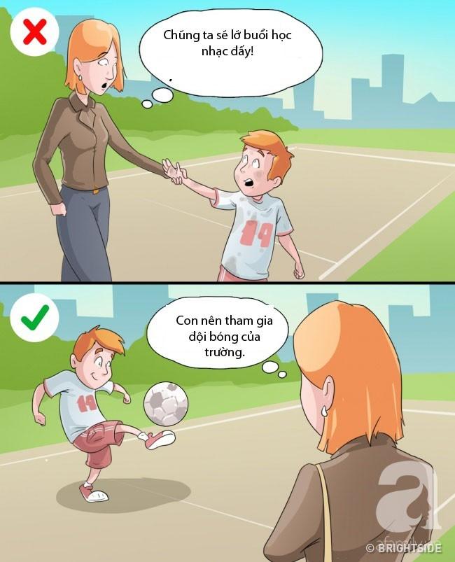 Những việc cha mẹ không bao giờ nên làm thay cho con - Ảnh 7.
