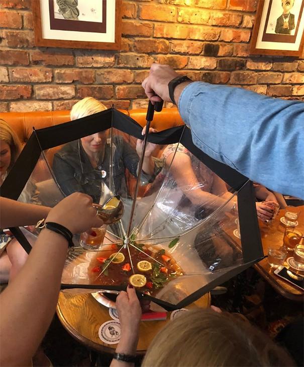 Khi nhà hàng muốn chơi bạn bằng đồ đựng thức ăn, bạn sẽ choáng đến mức thở không kịp - Ảnh 23.