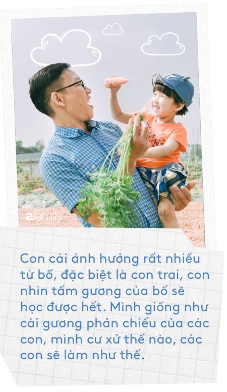 Chef Nguyễn Mạnh Hùng: Ông bố bỏ việc ở nhà hàng 5 sao để về làm đầu bếp cho các con mỗi ngày - Ảnh 7.