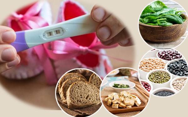 Chế độ ăn giúp các cặp vợ chồng nhanh có thai - Ảnh 3.