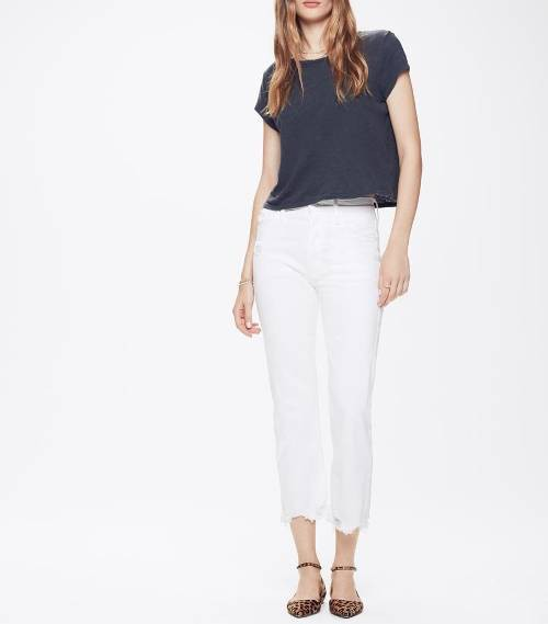 Không thể sống thiếu jeans, cô gái này đã thử 7 loại để tìm ra chiếc quần thích hợp nhất cho những ngày hè nóng nực - Ảnh 3.