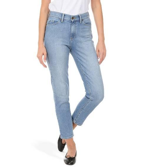 Không thể sống thiếu jeans, cô gái này đã thử 7 loại để tìm ra chiếc quần thích hợp nhất cho những ngày hè nóng nực - Ảnh 11.