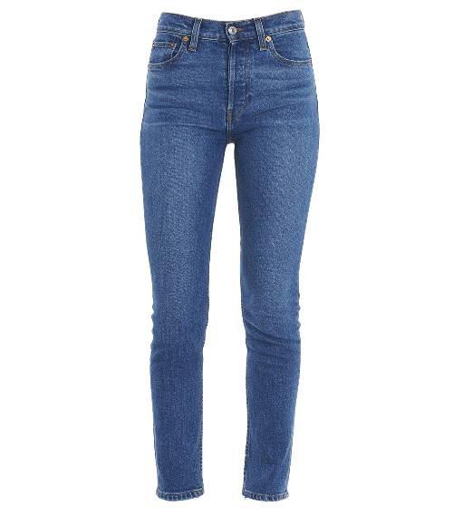 Không thể sống thiếu jeans, cô gái này đã thử 7 loại để tìm ra chiếc quần thích hợp nhất cho những ngày hè nóng nực - Ảnh 1.