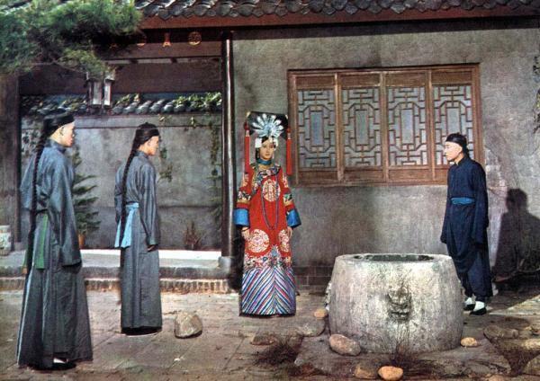 Trân phi: Bị Từ Hi Thái hậu đày vào lãnh cung, ném xuống giếng chỉ vì là sủng phi của Hoàng đế nhà Thanh - Ảnh 5.