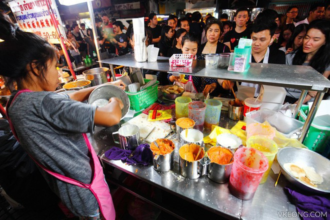 3 quán ăn rất chất lượng, chỉ cần dắt túi khoảng 50 ngàn là có bữa ngon ở Bangkok - Ảnh 9.
