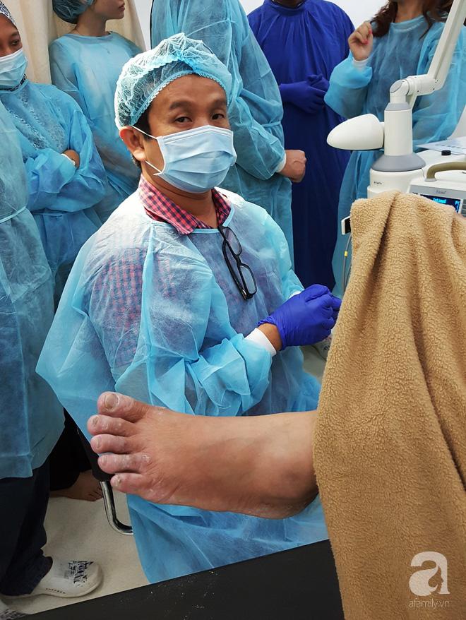 TP.HCM: Bác sĩ mổ khẩn cấp trong 8 phút cứu thai nhi bị sa dây rốn trong bụng mẹ - Ảnh 1.